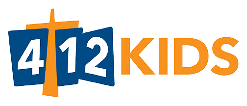 412 kids ministries logo